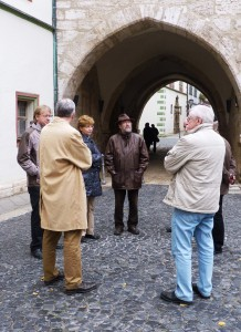 Guided tour of Mühlhausen