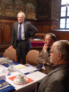 Constituent meeting of the Working Group
